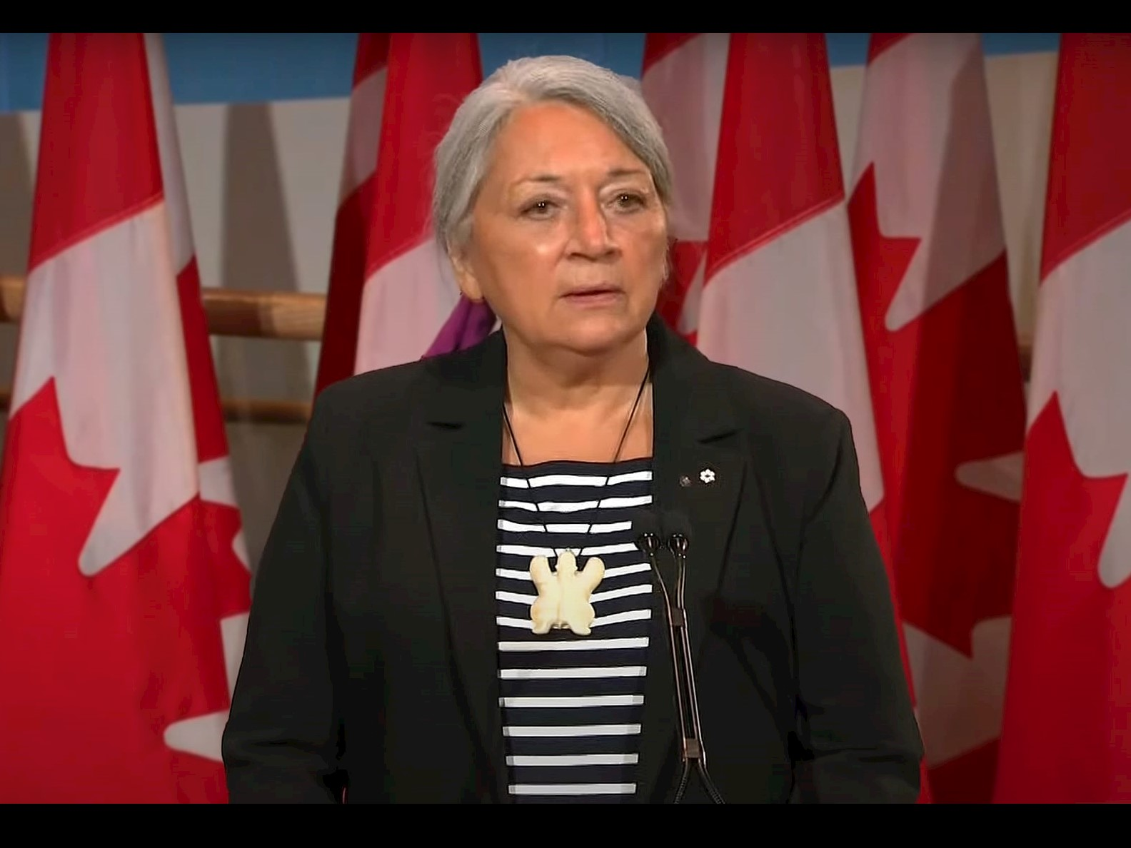 Mary Simon - Canada's First Indigenous Governor General