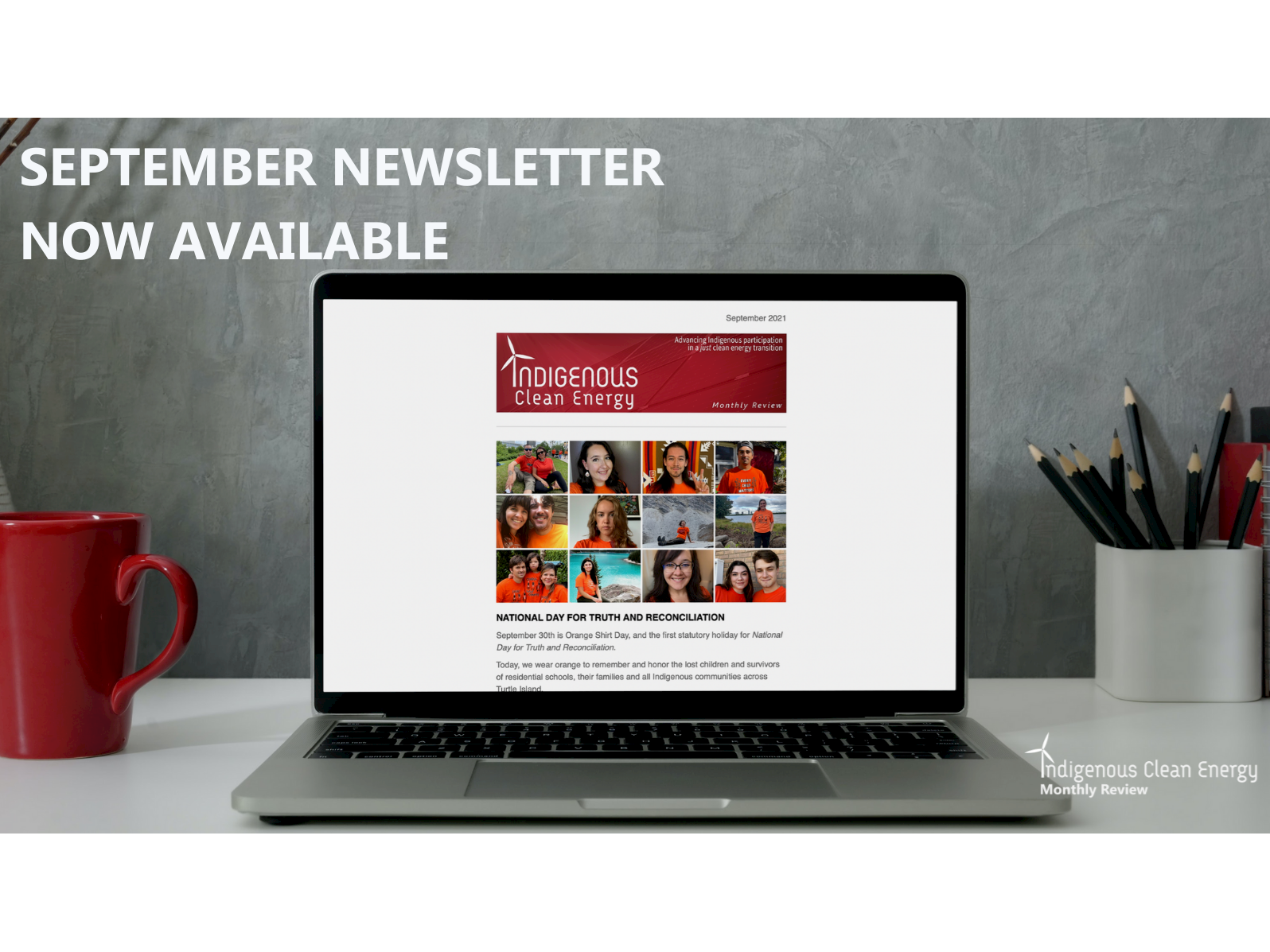 ICE's September newsletter is now available!