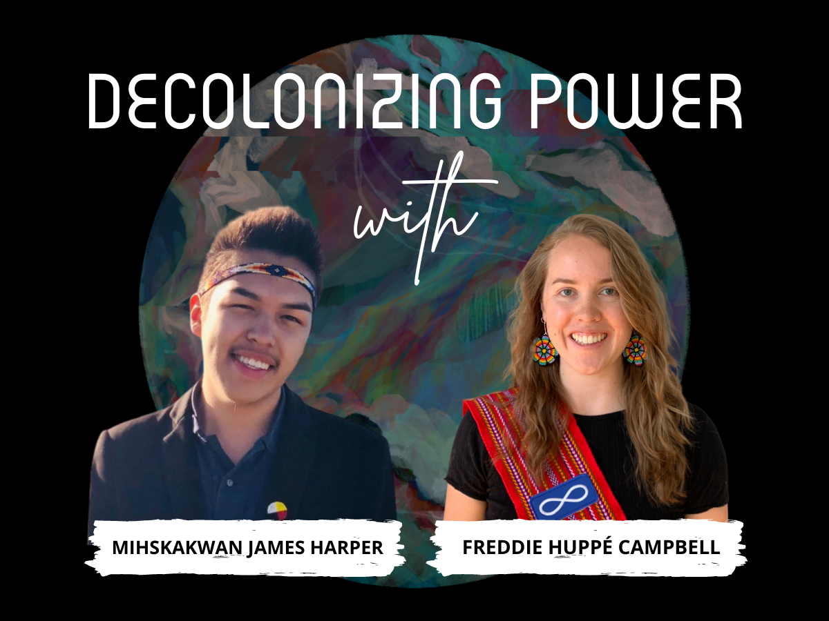 Episode 2 of the Decolonizing Power podcast series is out!