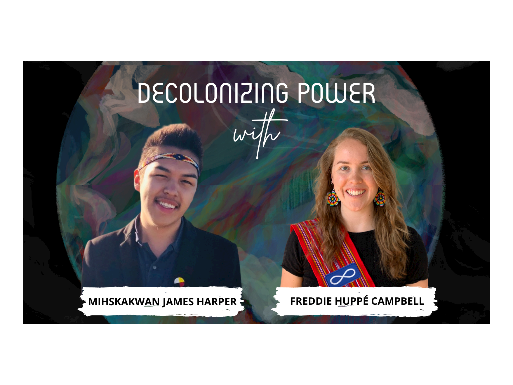 Decolonizing Power, ICE's new podcast series is HERE!